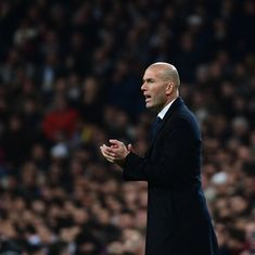 'He's very good at everything, but what he does is score goals': Zidane wary of Kane challenge