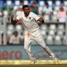 Ravichandran Ashwin wins the ICC Cricketer of the Year 2016 award