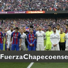 Barcelona invite Chapecoense to play pre-season friendly at Camp Nou in 2017
