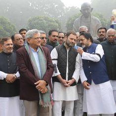 राष्ट्रपति चुनाव में एनडीए के खिलाफ महागठबंधन बनाने की विपक्ष की कोशिशें कितनी सफल हो पाएंगी?