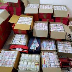Chennai: Rs 106 crore in cash, gold bars weighing 127 kg seized during I-T raids