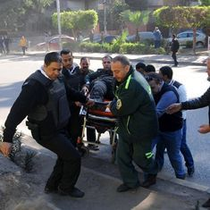 Egypt: Six policemen, one civilian killed in two explosions