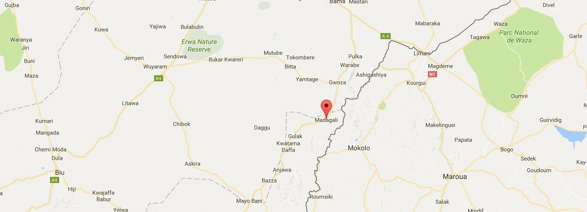 Nigeria: 56 dead in twin suicide bombings in Madagali