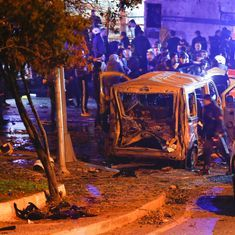 Turkey: 38 killed, 166 injured in twin blasts outside Istanbul football stadium