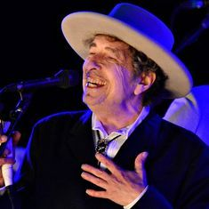 'Never have I ever had the time to ask myself, are my songs literature?': Bob Dylan's Nobel speech