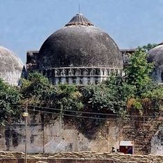 Ayodhya dispute: Build Ram temple so Muslims can live peacefully, says minorities panel chief