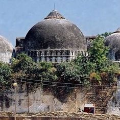 Supreme Court to begin final hearing of Babri Masjid-Ram Janmabhoomi case today