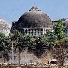 Ayodhya dispute: Mosque can be built at a distance from Ram temple, Shia Waqf board tells SC