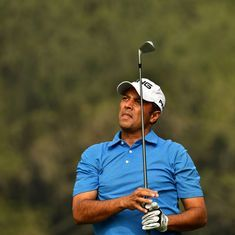 Arjun Atwal, Gaganjeet Bhullar into top 10 of Taiwan masters after round three