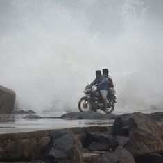 Cyclone Mora will bring heavy rainfall to Bengal, North East in the next 24 hours: IMD
