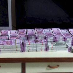 Hundreds of fake Rs 2,000 notes from Pakistan seized in multiple raids: The Indian Express
