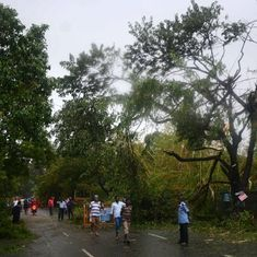 The big news: Cyclone Vardah will move towards Karnataka, south Goa today, and 9 other top stories