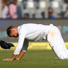 How can England recover from the Mumbai hammering? Here's a suggestion: take another holiday