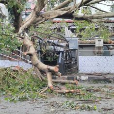 As Chennai struggles to come back online after Vardah, a glimpse of the problems of going cashless