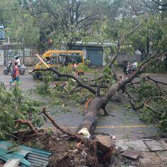 Cyclone Vardah: Toll rises to 18 in Tamil Nadu, CM seeks Rs 1,000 crore from disaster response fund