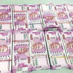 Karnataka: Rs 162 crore in illegal income found in raids at two Congress leaders' properties