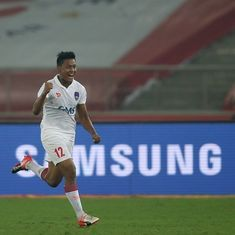 ISL 2016: Neither poverty nor insurgency has been able to stop Milan Singh's ascent to the top