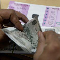सरकार द्वारा नोटबंदी से पहले के बराबर नोट न छापने के संकेत दिए जाने सहित आज के सबसे बड़े समाचार