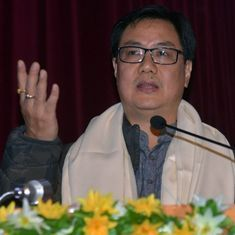 Government will provide security to Gurmehar Kaur, says Kiren Rijiju