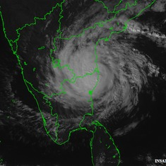 India's South East coast should learn from cyclone Vardah and build storm-proof infrastructure