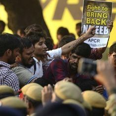 JNU student Najeeb Ahmed has been missing for 2 months, and the police are no closer to finding him