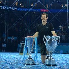 Angelique Kerber, Andy Murray voted 2016's ITF Singles World Champions