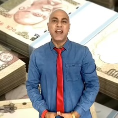 Watch: India's original rapper Baba Sehgal has some things to say about cashless India