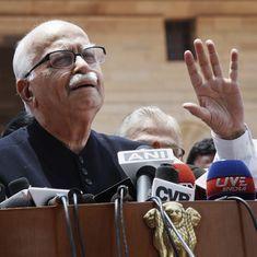 The big news: LK Advani, MM Joshi, Uma Bharti face Babri Masjid trial, and nine other top stories