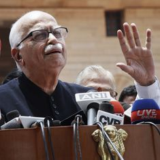 Babri Masjid case: CBI court frames charges against LK Advani, Murli Manohar Joshi, and others