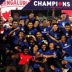 I-League 2016-'17: Bengaluru FC to kick off title defence against Shillong Lajong on January 7