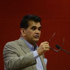 Amitabh Kant's impure reason: Government should not exit from running infrastructure projects