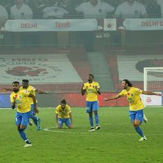Kerala Blasters have banished early season memories and deservedly find themselves in the final