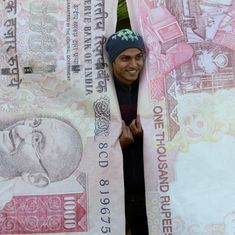 केंद्र द्वारा एक हजार रुपये के नए नोट लाने से इनकार किए जाने सहित आज के सबसे बड़े समाचार
