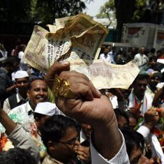 Deposits of old notes made in bank accounts of political parties exempt from tax: Revenue secretary