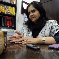 Activist Teesta Setalvad to face trial in grave- digging case from 2005