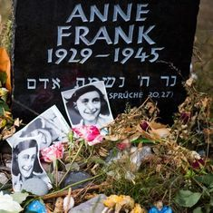 Anne Frank may not have been betrayed to Nazis, but discovered by chance, say researchers