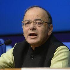 नोटबंदी की सफलता को बैंकों में जमा पैसे से आंकना समझ की कमी दिखाता है : अरुण जेटली