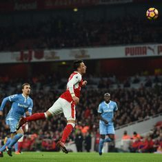 Against a weakened and crumbling City, Wenger and his men have the edge at the Etihad