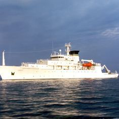 दक्षिण चीन सागर में पकड़े गए इस ड्रोन ने चीन की आशंकाएं बढ़ा दी हैं