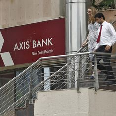 From reputation to market value, Axis Bank has lost a lot post-demonetisation