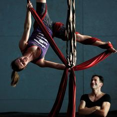 Watch: Why former Olympians are choosing to work as circus performers