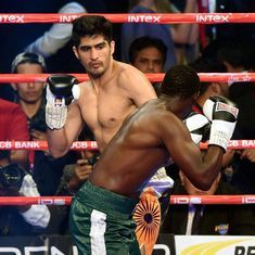 Vijender Singh to face Oriental middleweight champ Zulpikar Maimaitali in his second title bout