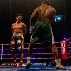 Clinical aggression, effortless swagger – Vijender Singh is a champion who can do no wrong