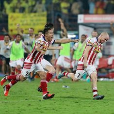 ISL 2016: Atletico de Kolkata lift second trophy by beating Kerala Blasters via penalty shootout