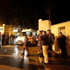 Jordan: Gunmen kill 10 at a Crusader castle in Karak
