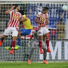ISL 2017-'18: 10 teams, 95 games over four months, matches from Wednesday to Sunday
