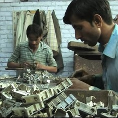 Watch: In Aligarh, where three out of four Indian locks are made, 90% of factories have shut down