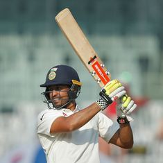 Important for me to work with Rahul Dravid on India A tour, says Karun Nair after Test snub