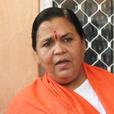 Vyapam scam: CBI admission in Supreme Court may spell trouble for Uma Bharti