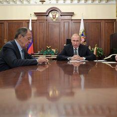 Russian ambassador assassination: Need to intensify action against terrorism, says Vladimir Putin